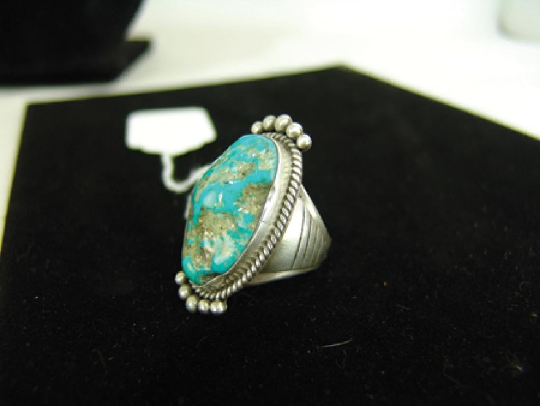 Navajo Ring - Edison Begay - 3
