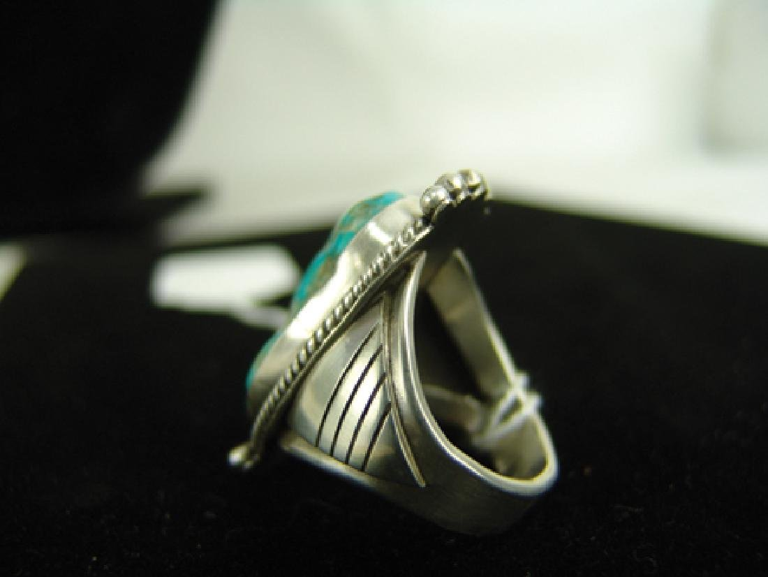 Navajo Ring - Edison Begay - 4