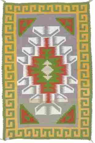 Navajo RugWeaving Lena Seimy