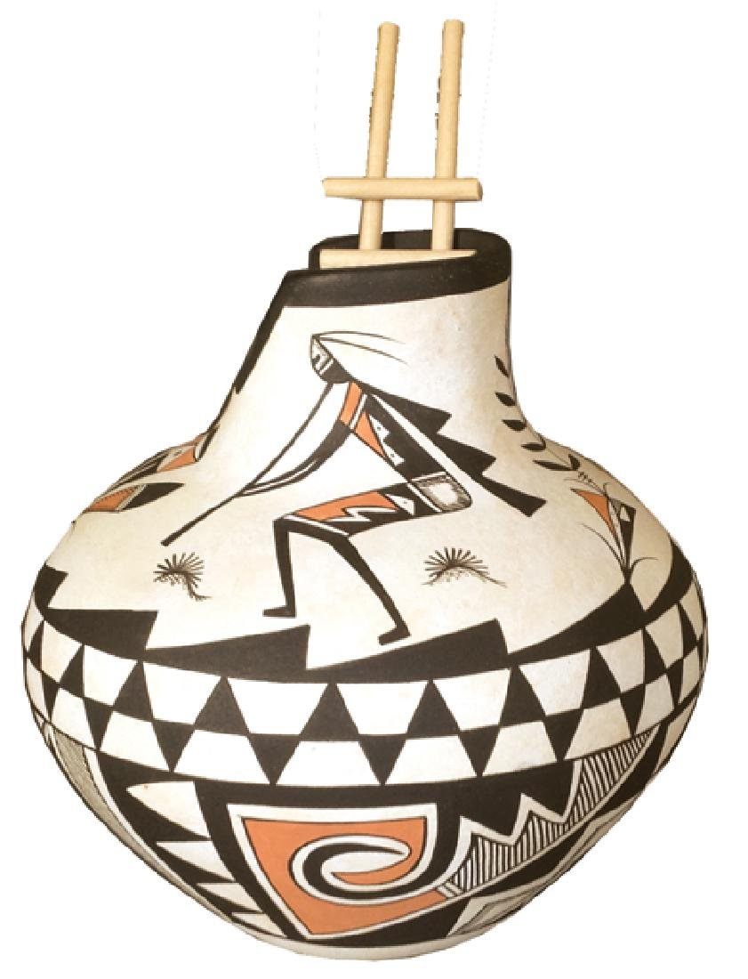 Acoma/Navajo Pottery - Wesley Begay