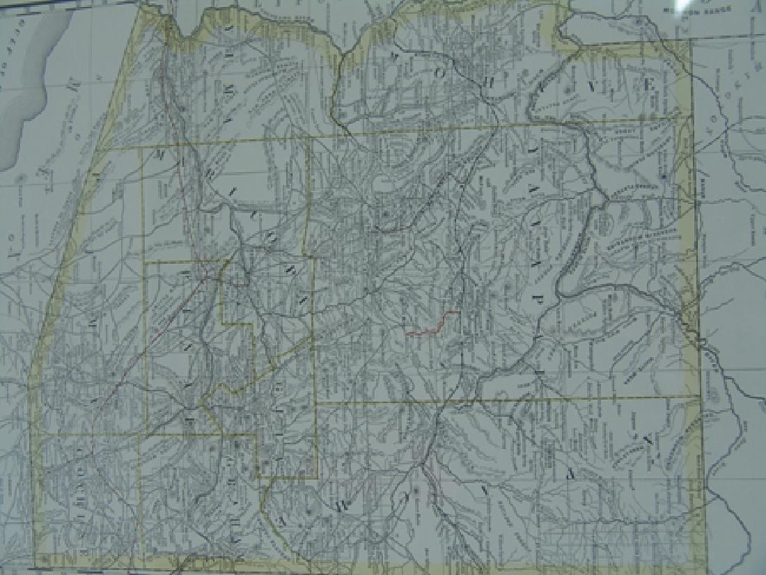 Historic Arizona Map - 3