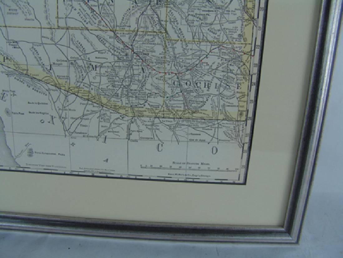 Historic Arizona Map - 4