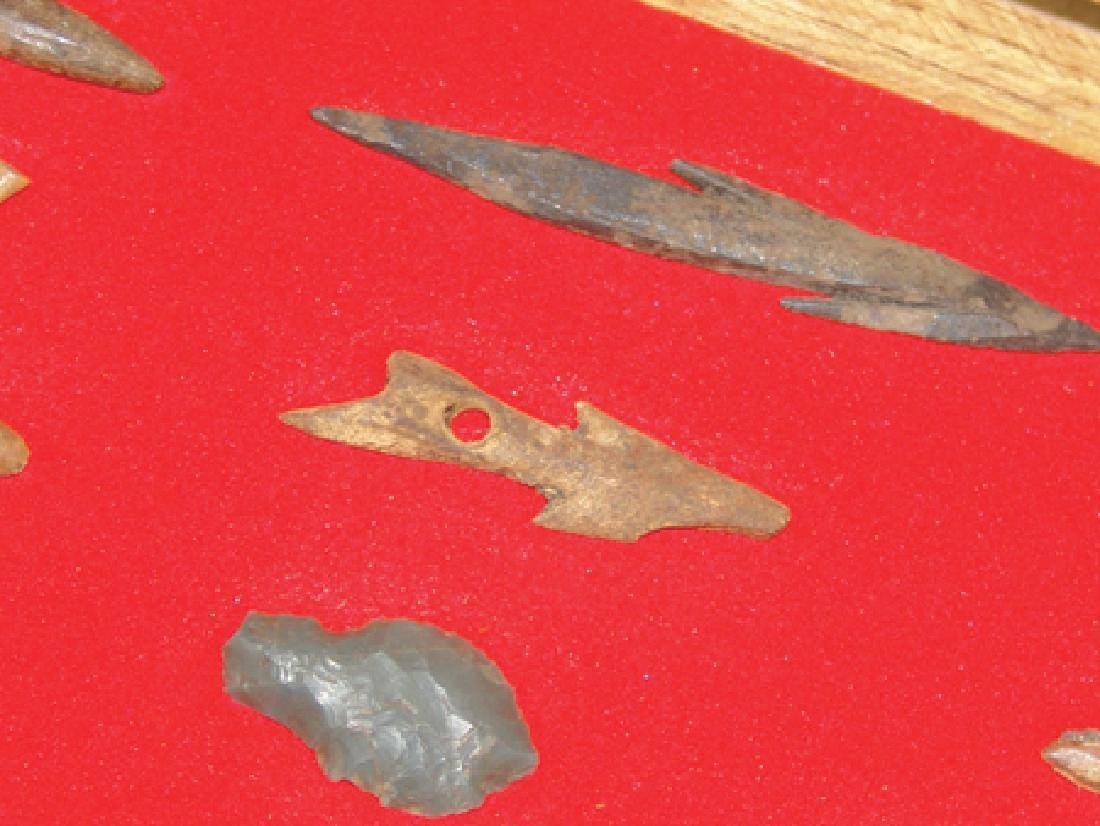 Eskimo Bone Relics - 4