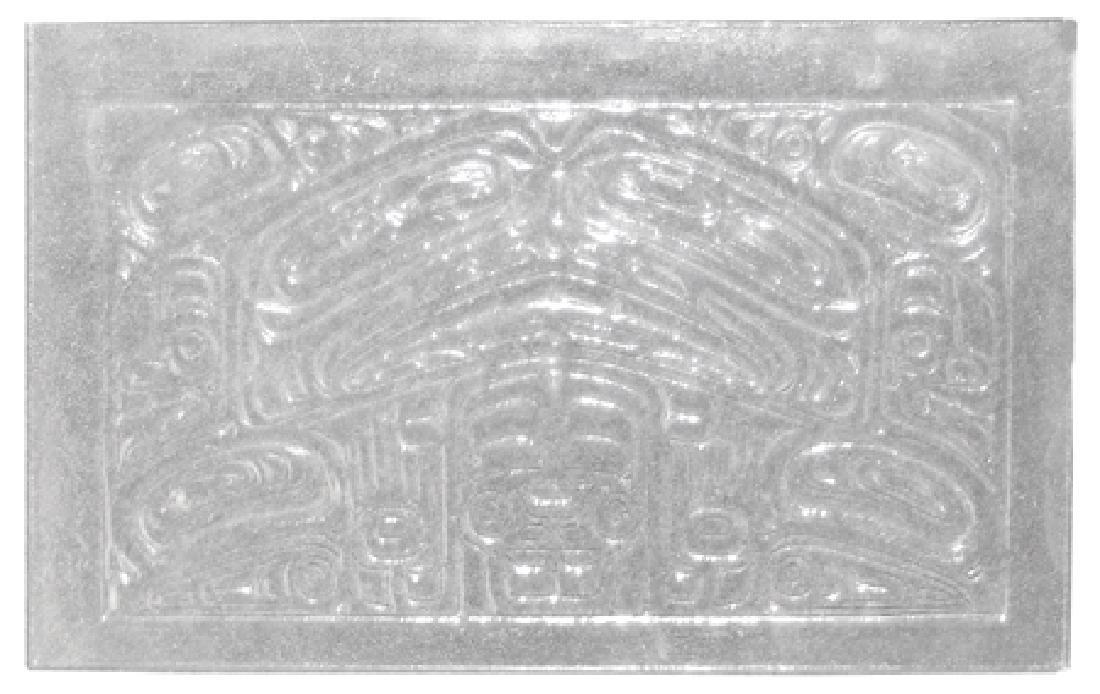 NW Coast Glass Panel - Joseph Illig