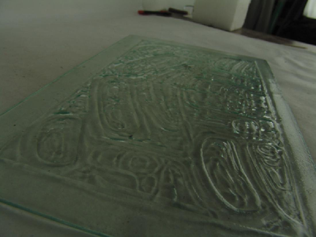 NW Coast Glass Panel - Joseph Illig - 8