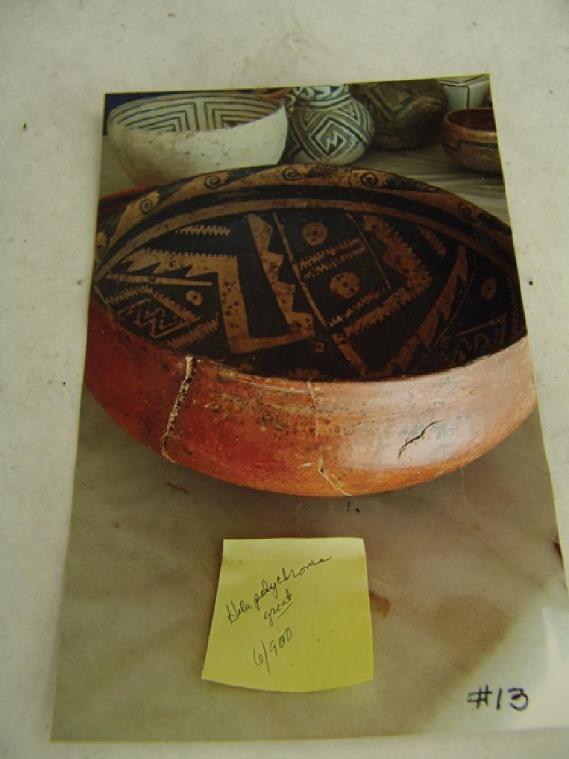 Anasazi Pottery Bowl - 9