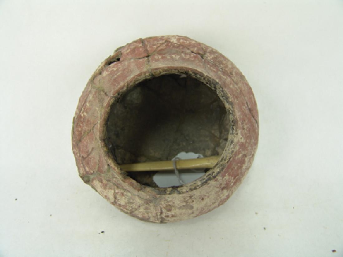 4 Anasazi Pottery Vessels - 19