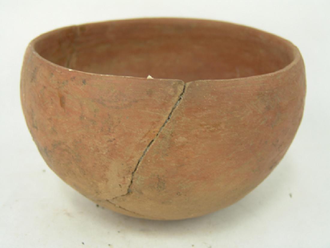 4 Anasazi Pottery Vessels - 4