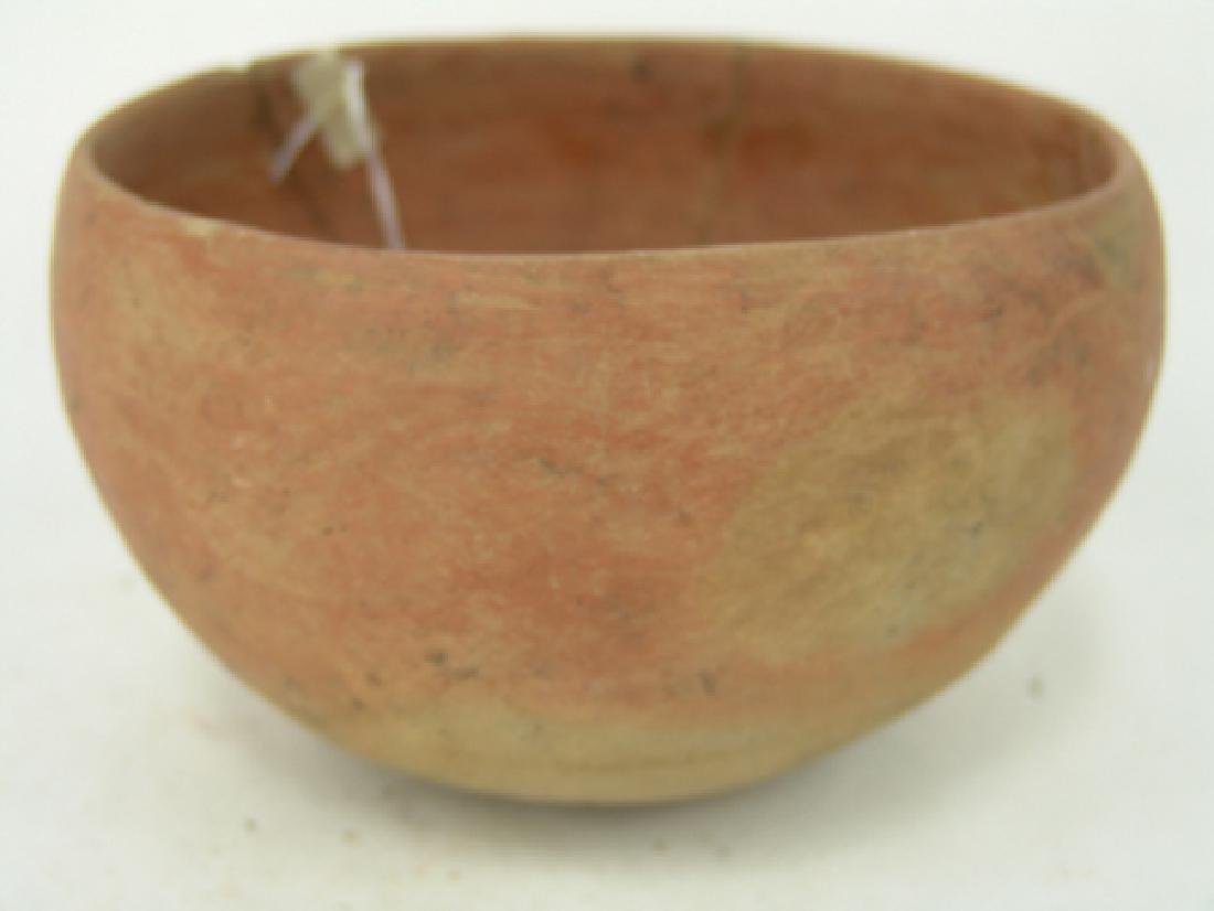4 Anasazi Pottery Vessels - 5