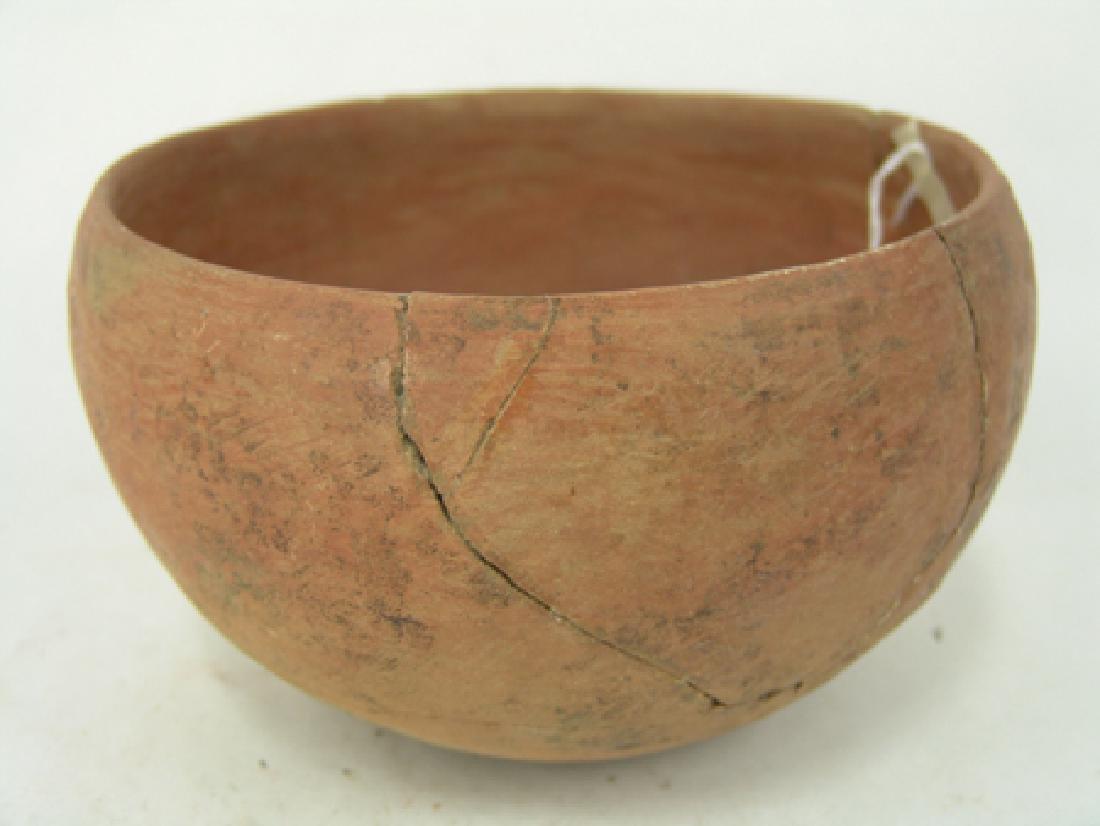 4 Anasazi Pottery Vessels - 6