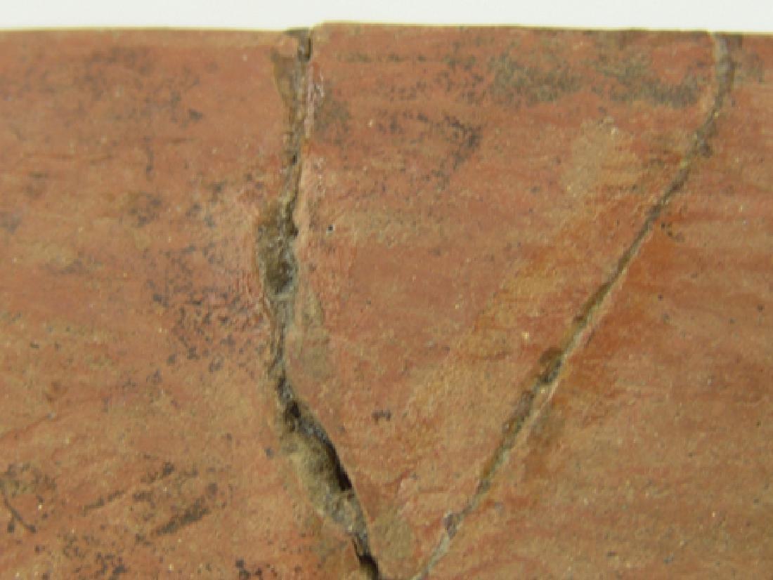 4 Anasazi Pottery Vessels - 7