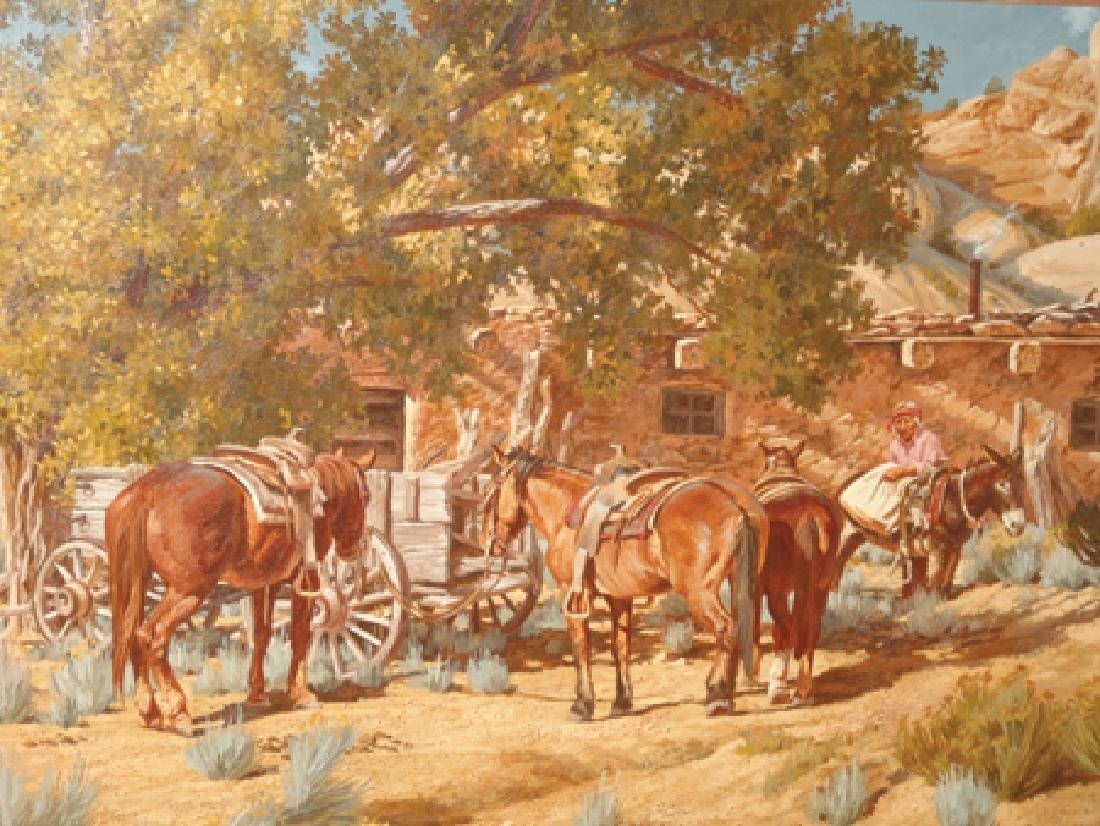 Karin Hollebeke, Utah (b.1950) - 5