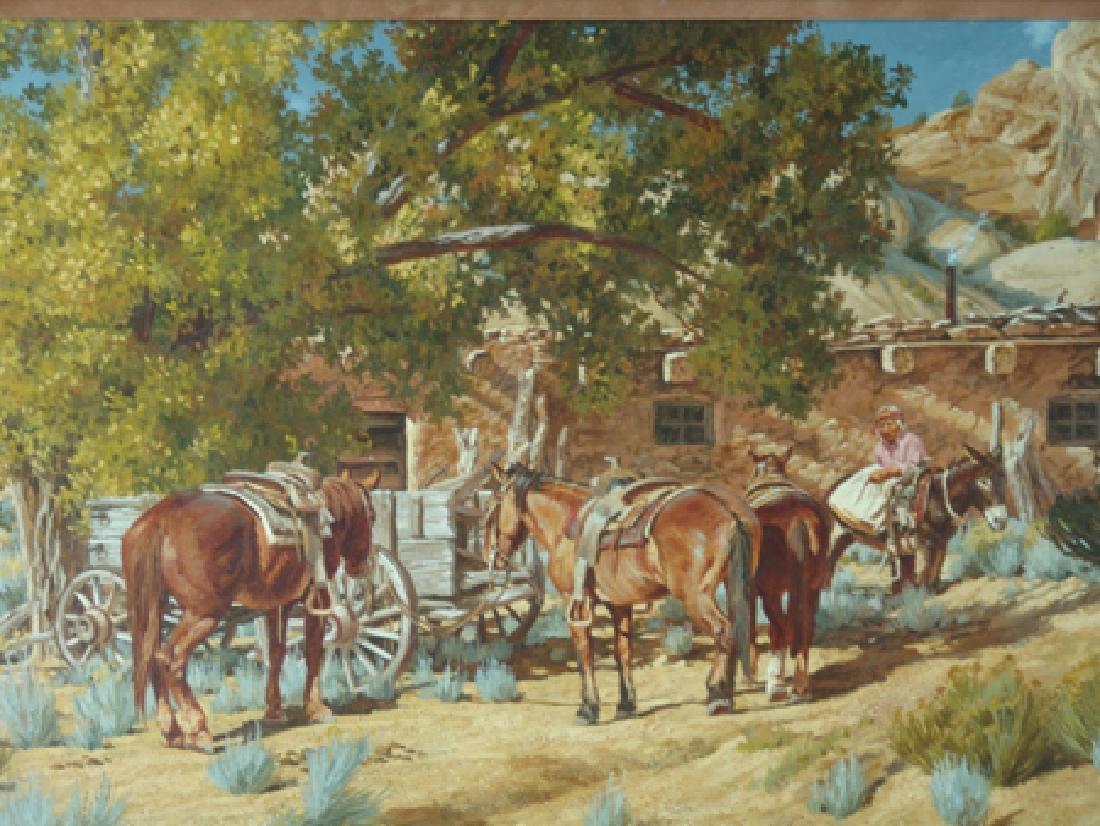 Karin Hollebeke, Utah (b.1950) - 6