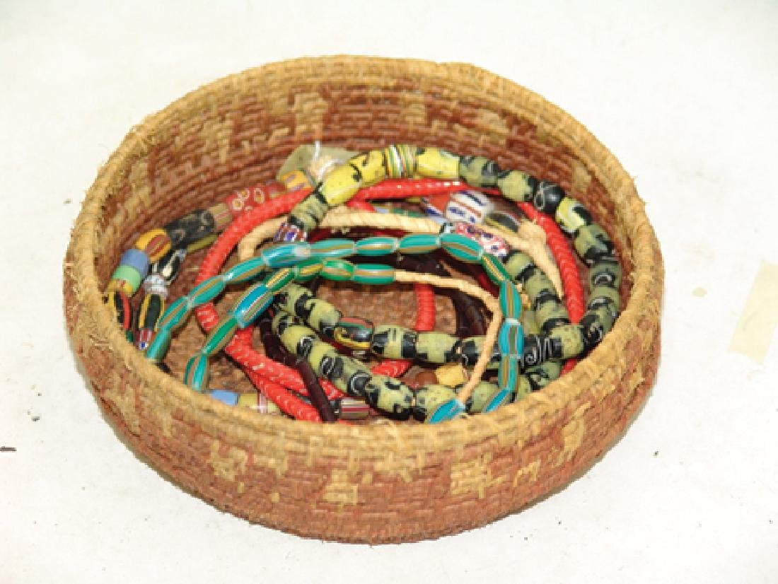 Group of Trade Beads