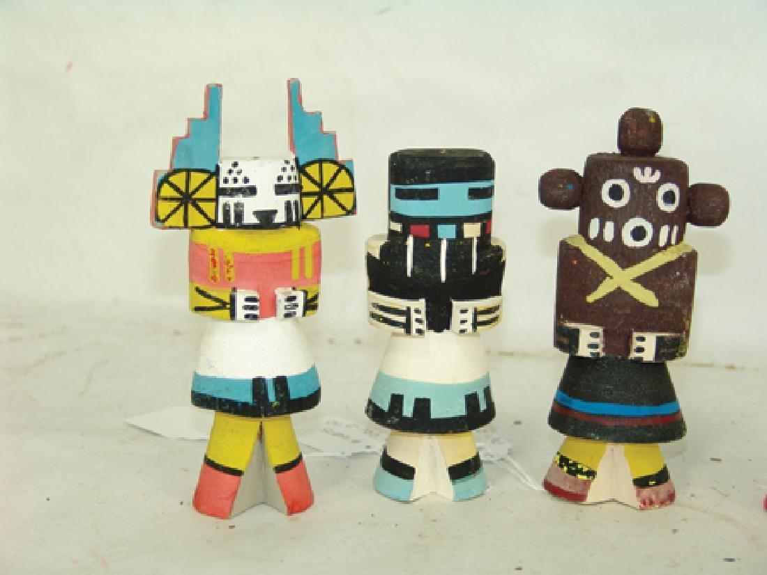 6 Kachina Dolls - 4