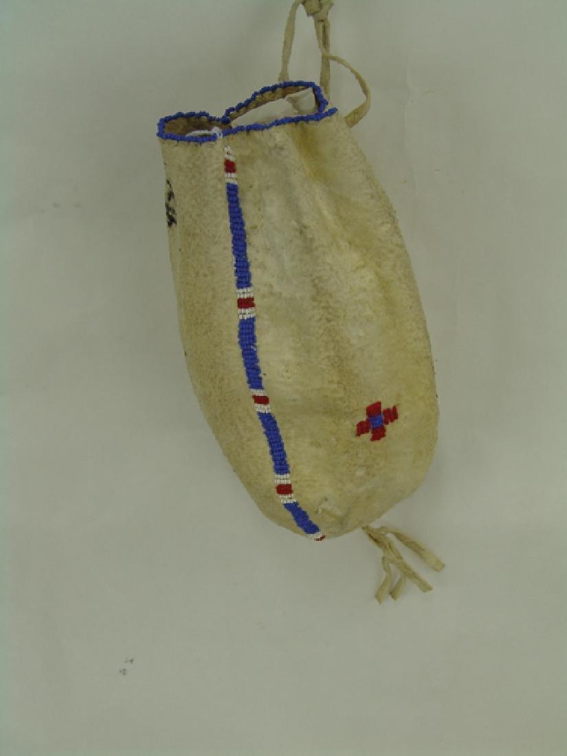 Sioux Beaded Bag - 2