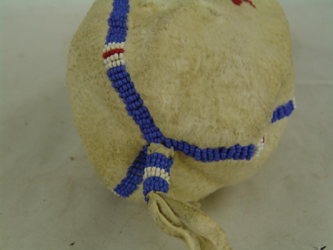 Sioux Beaded Bag - 5