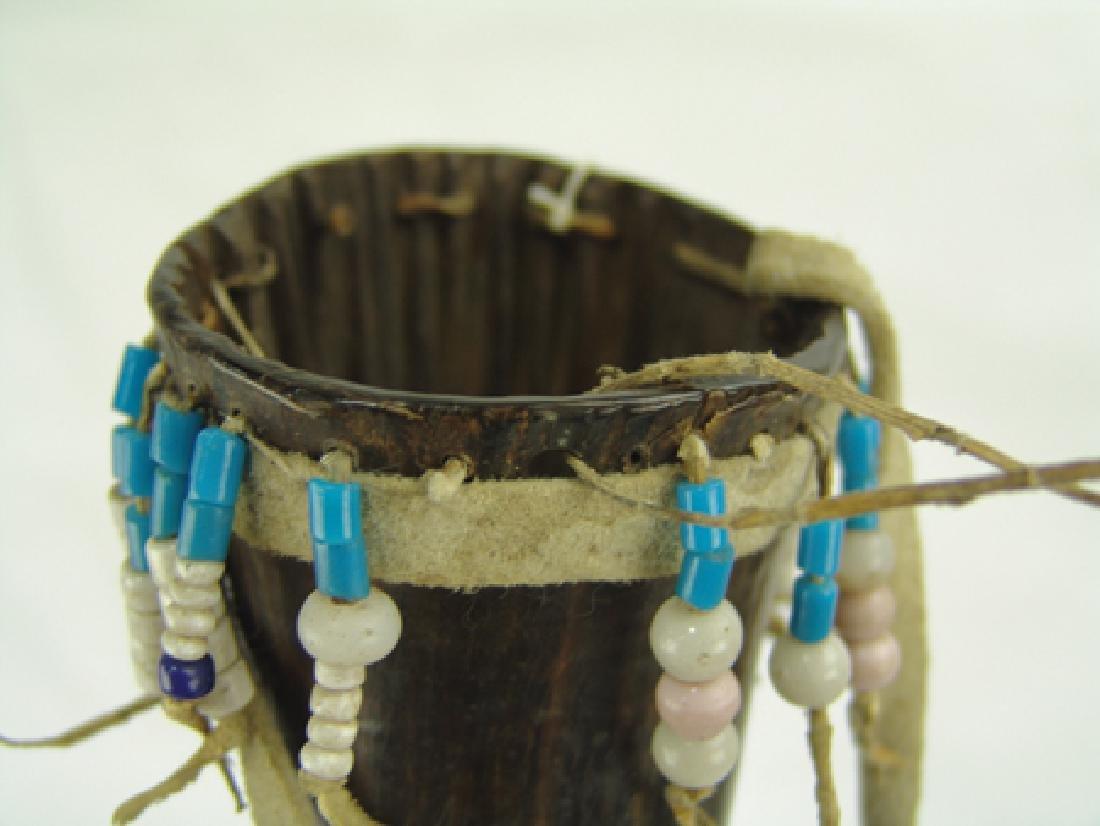 Nez Perce Horn Cup - 5