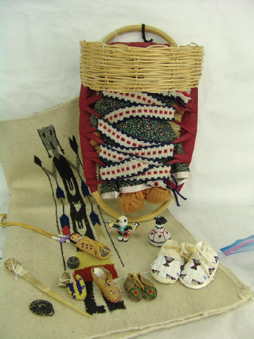 Box Lot of Miscellaneous Indian Items - 3