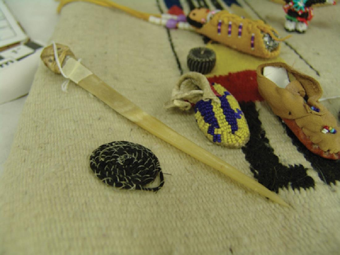 Box Lot of Miscellaneous Indian Items - 4