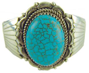 Navajo Bracelet Tso