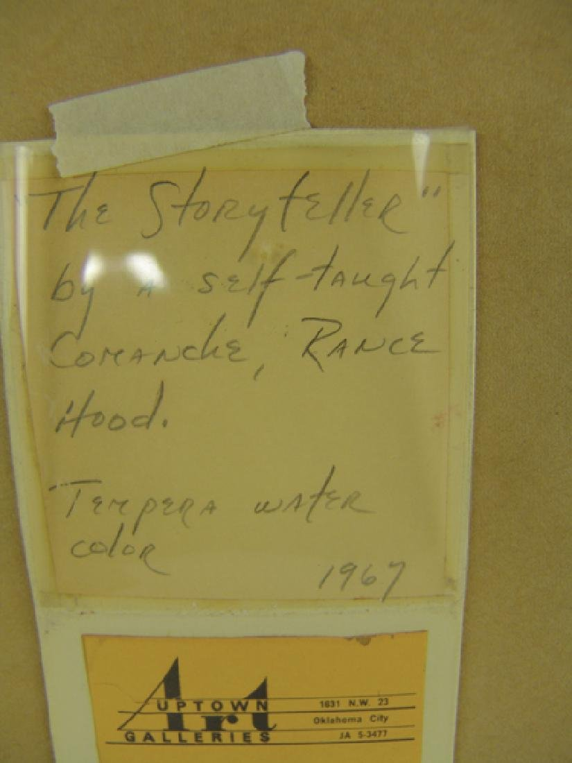 Rance Hood, Comanche (b.1941) - 7