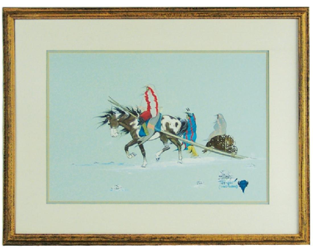 David Williams, Kiowa/Apache (1933-1985)