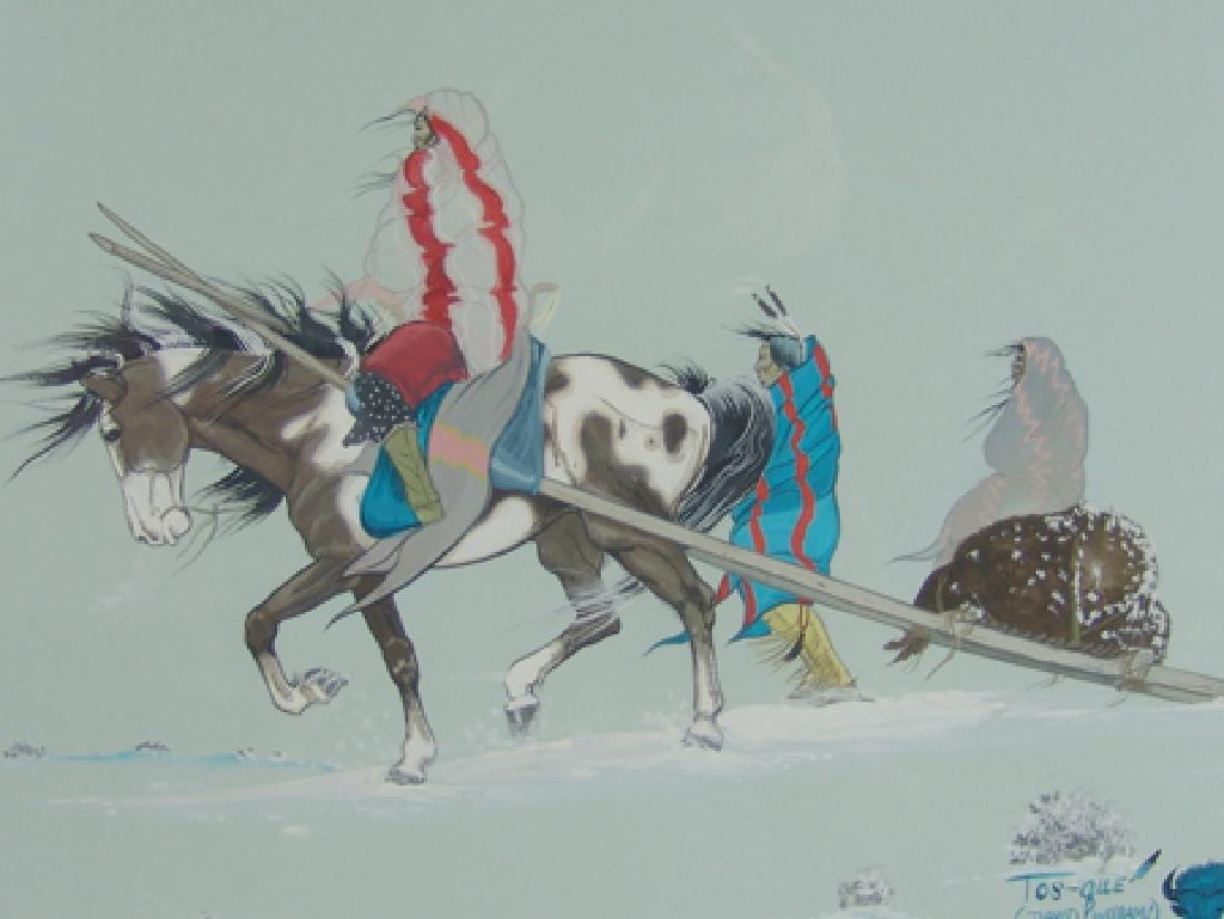 David Williams, Kiowa/Apache (1933-1985) - 2