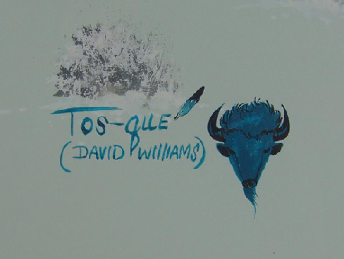 David Williams, Kiowa/Apache (1933-1985) - 3