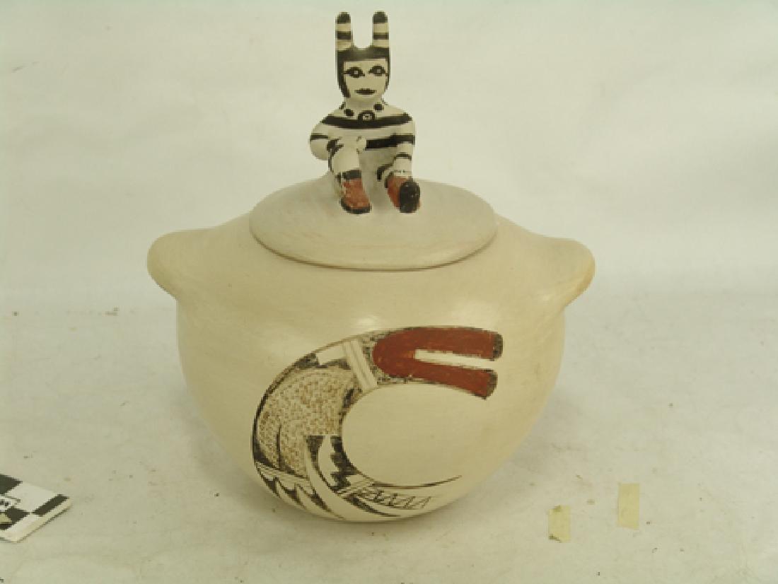 Hopi Pottery Jar - 2