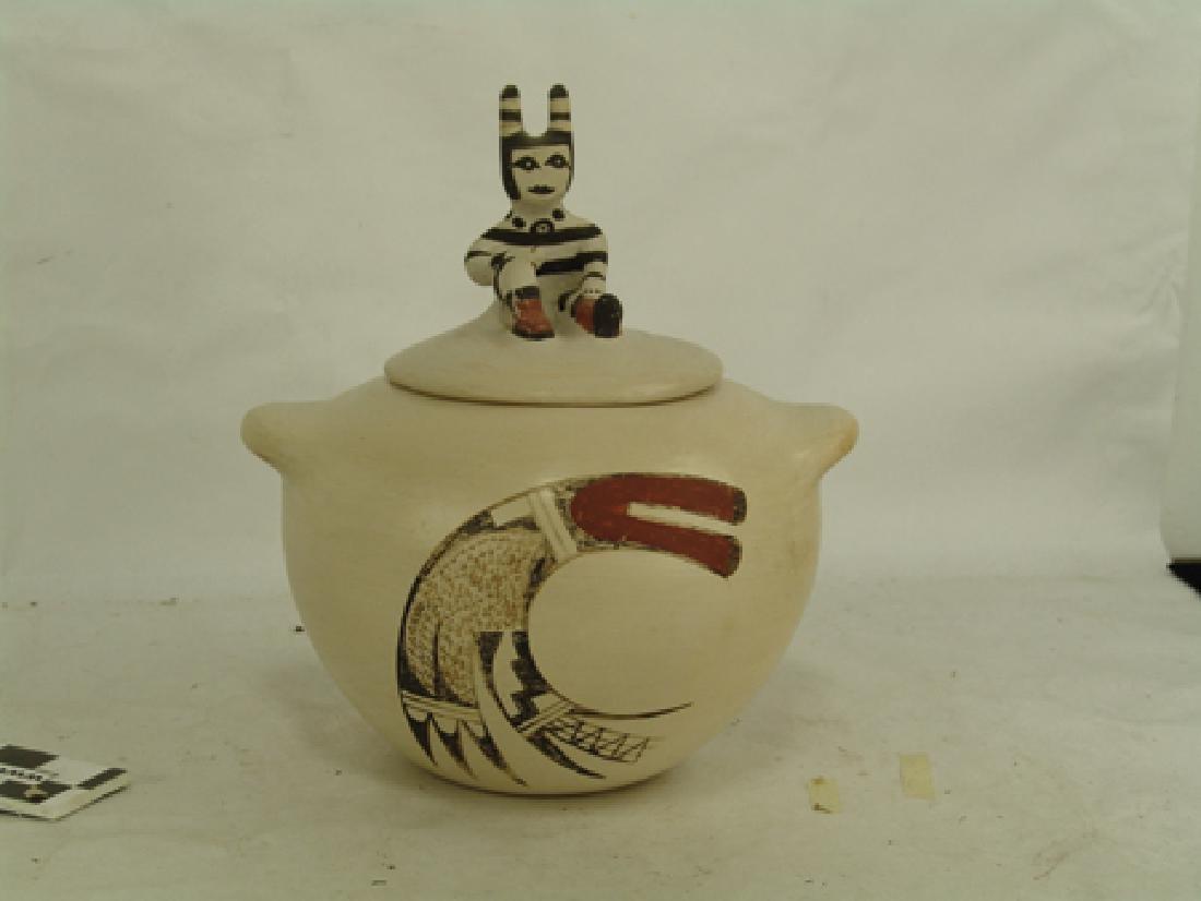Hopi Pottery Jar - 3
