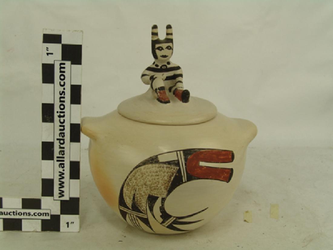 Hopi Pottery Jar - 5