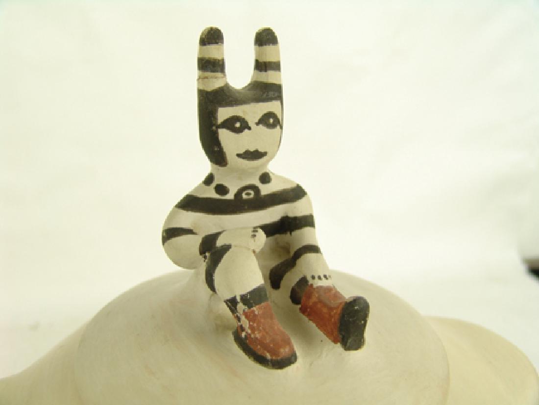 Hopi Pottery Jar - 6