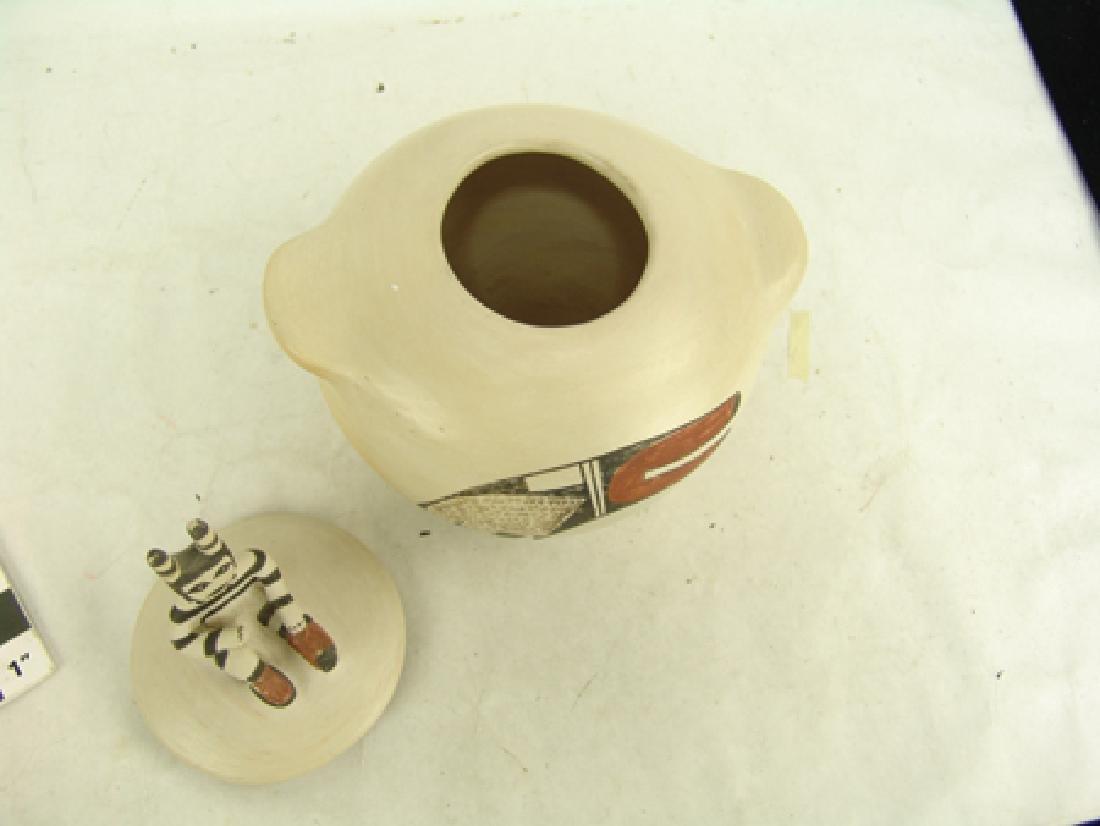 Hopi Pottery Jar - 7