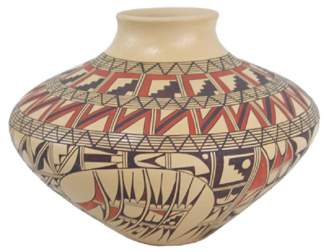 Hopi Pottery Jar - Venora Silas