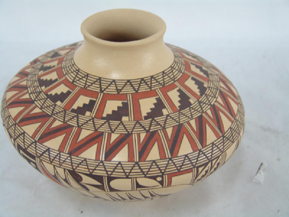Hopi Pottery Jar - Venora Silas - 2