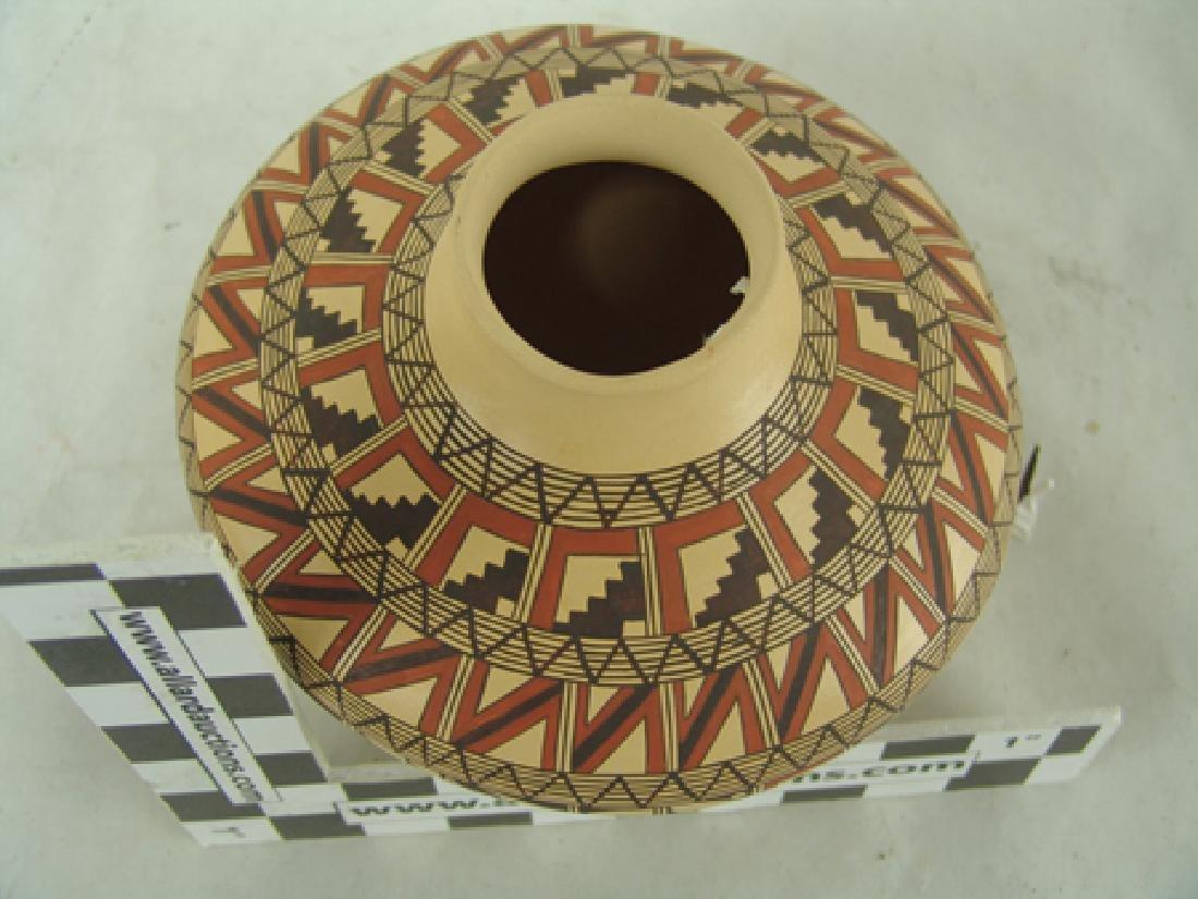 Hopi Pottery Jar - Venora Silas - 5
