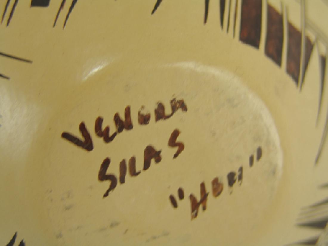 Hopi Pottery Jar - Venora Silas - 9