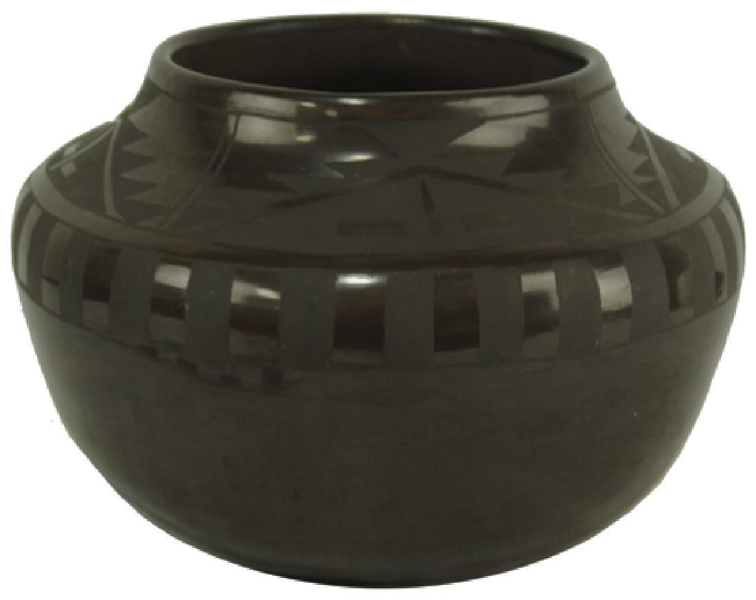 San Idefonso Pottery- Carmelita Dunlap (1925-2000)