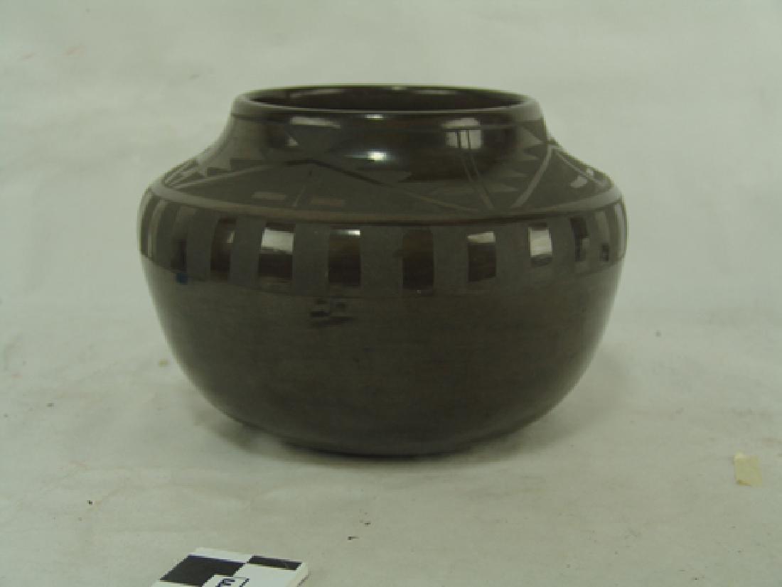 San Idefonso Pottery- Carmelita Dunlap (1925-2000) - 5