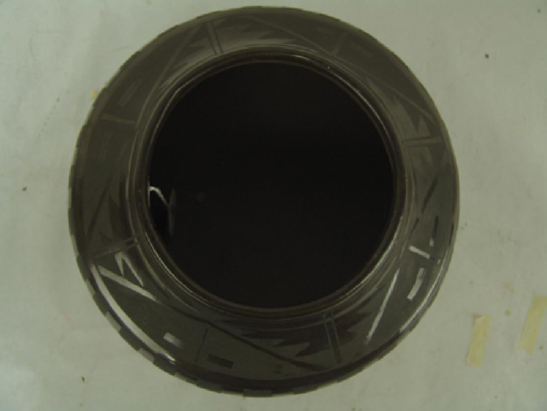 San Idefonso Pottery- Carmelita Dunlap (1925-2000) - 6