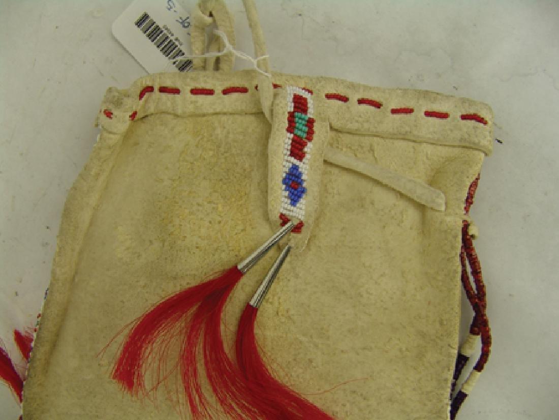 Plains Beaded Pipe Bag - 6