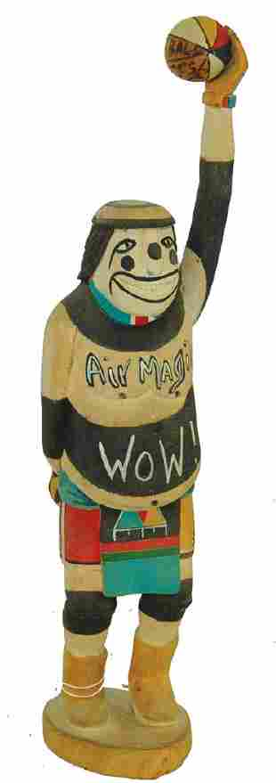 Hopi Kachina Carving Alton Pashano