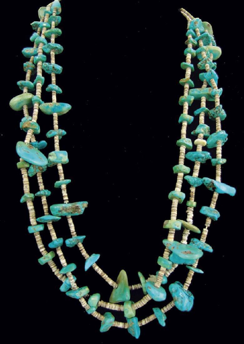 Pueblo Necklace