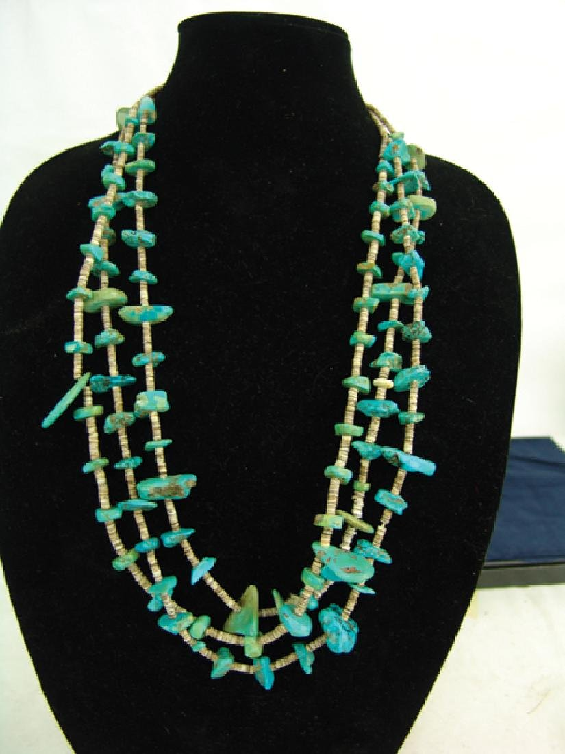 Pueblo Necklace - 2