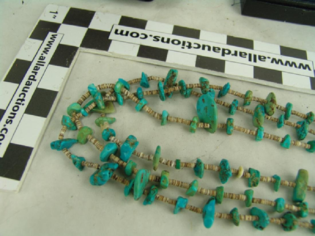 Pueblo Necklace - 5
