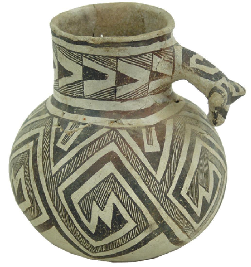 Anasazi Pottery Pitcher
