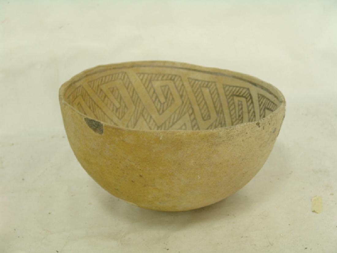Anasazi Pottery Bowl - 3