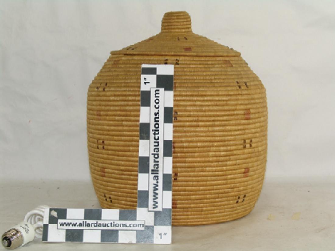 Eskimo Basket - 3