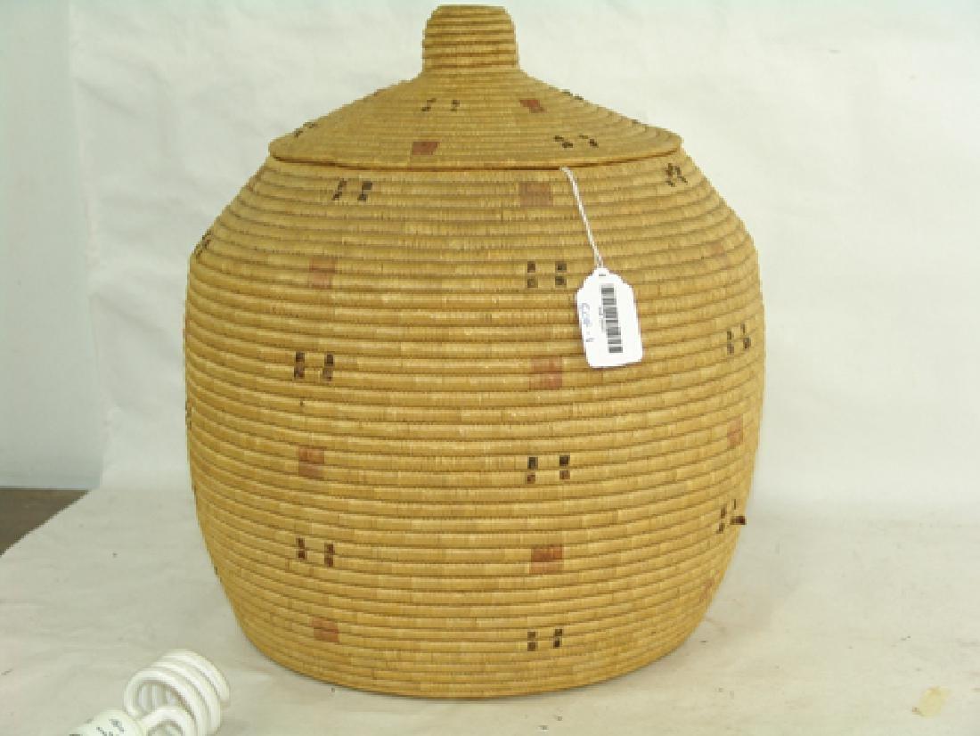 Eskimo Basket - 4